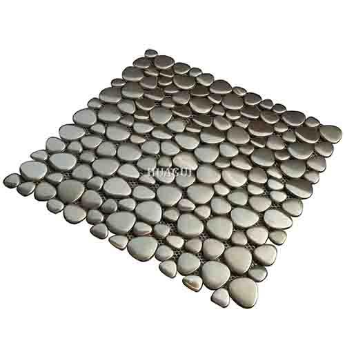 Rustic Panel Wood Mosaic factory   HG-WT001