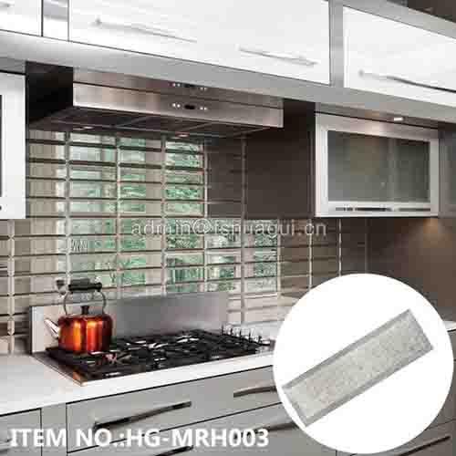 HG-MRH003 Reflection_Obsidian-Antique-Silver-Beveled-Mirror backsplash-designs