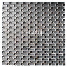 Silver mirror mosaic HG-JM101