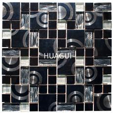 Art 3D Decorative Tile Flash light Mosaic Tile for Kitchen Backsplash or Bathroom Backsplash