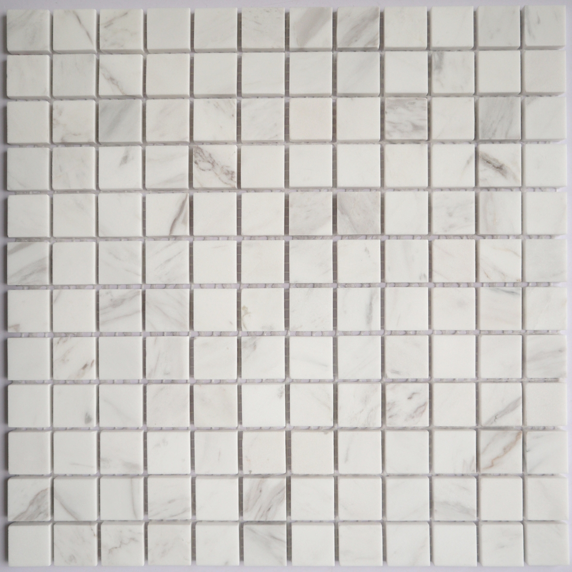 Royal Link Stone Mosaic Marble Mosaic Tile Marble Mosaic Tile in White