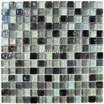 20*20mm Glass Mosaic Tile MSI factory supplier