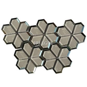 Huagui Mosaic 2020 new glass tiles Marazzi tile supplier