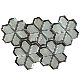 2020 New Design Oceanside Glass and Tile China supplier Huagui Mosaic