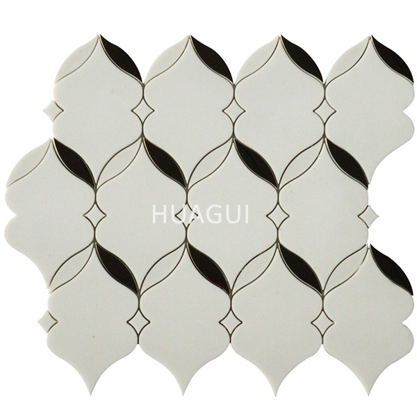 Foshan handmade resin tiles california